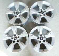 Felgen 4 Alufelgen 7J 16 Zoll 52910-37100 Hyundai i40 CW VF (105)