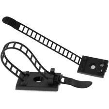 10 Stück Kabelbinder Bündelklemme 94mm schwarz