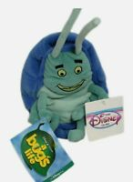 """DISNEY STORE EXCLUSIVE A BUG'S LIFE TUCK 8"""" PLUSH BEAN BAG TOY NEW"""