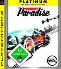 Playstation 3 BURNOUT PARADISE Platinum Edition Sehr guter Zustand