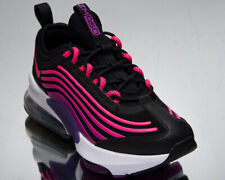 Nike Air Max ZM950 Women's Black Hyper Pink Vivid Purple Lifestyle Sneakers Shoe