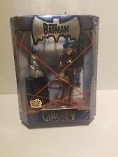 The Batman SDCC Exclusive Catwoman 24K Silver Lion Statue Action Figure Mattel