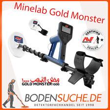 Minelab Gold Monster 1000 Golddetektor Metalldetektor ->Neuware vom Fachhändler