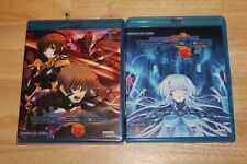 Muv-Luv Alternative: Total Eclipse Collections 1 & 2 Blu-ray