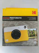 PRINTOMATIC Digital Instant Print Camera (Yellow), Full Color Prints MINT**
