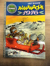 Dumbo num.132 Almanaque 1976 1ª edicion.Ersa