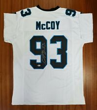 Gerald McCoy Autographed Signed Jersey Carolina Panthers Beckett