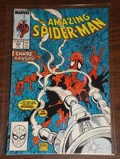 AMAZING SPIDERMAN #302 VOL1 MARVEL COMICS SPIDEY JULY 1988