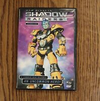 War Planets Shadow Raiders Vol. 1: Uncommon Heroes (DVD, 2001) DVD NEW