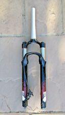 "Rock Shox sid 80mm 26"" XC fork, tapered, Dual Air."