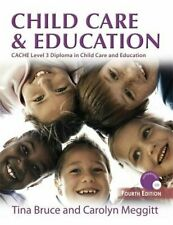 Child Care and Education by Bruce, Tina Paperback Book The Cheap Fast Free Post