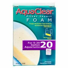 LM Aquaclear Filter Insert Foam For Aquaclear 20 Power Filter