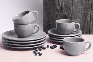 KONSIMO - LUPIN Kaffeeservice Kaffeegeschirr Kaffeegedecke Keramik NEU!!! TOP!!!