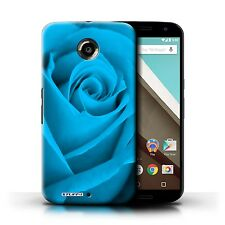 STUFF4 Back Case/Cover/Skin for Motorola Nexus 6/Rose