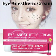 Hot Strong Eye Anesthetic Cream 10g Tattoo Numb Last Numbing 3 to 4 Hours