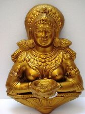 LARGE - HINDU Lord SUN / SURYA Face  Wall Hanging Plaque - 16 Inches - Indian