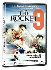 The Rocket: Maurice Richard (DVD, 2005, French with English Subtitles)