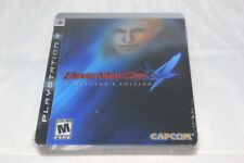 Devil May Cry 4 Collector's Edition (Sony PlayStation 3, 2008) Brand New
