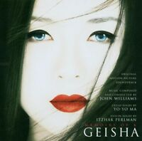 MEMOIRS OF A GEISHA SOUNDTRACK CD OST NEUWARE!!!!!!!!!!