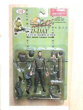 21st Century 1:18 D-DAY US30CAL. Machine Gunner PVT. Dwight(Farmboy)Wilson Figur