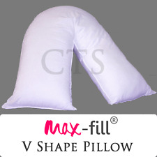 V Shape Pillow Nursing Pregnancy Back Nursing Pillows Orthopaedic - Firm Support
