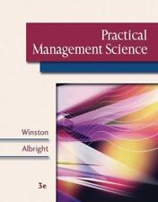 Practical Management Science (with CD-ROM and Microsoft Project 2003-ExLibrary