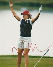 CRISTIE KERR SIGNED LPGA GOLF 8x10 PHOTO #7 Autograph PROOF
