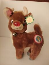 Rudolph the Red Nosed Reindeer Singing Christmas 14 Plush