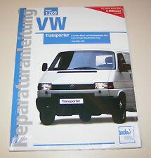 Reparaturanleitung VW T4 Bulli, Transporter, Caravelle - ab 1996  bzw. 2000!