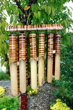 Bamboo Wind Chimes - 12 Extra Large tubes - Garden Feng Shui