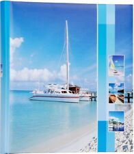 Henzo Jumbo Album Ship for 600 Photos 9x13 Vacation Photo Album Photo Book New
