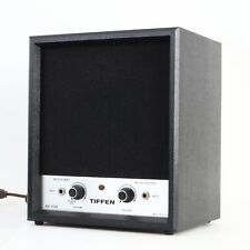 "- Vintage Tiffen AV 1702 Amplifer, 6"" Shigoto Speaker"
