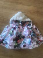 Girls Ted Baker Coat 6-9 Months