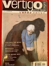VERTIGO - #1 - SWAMP THING - NEV 2000- Secret Files & Origins- MATURE READER