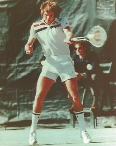 JIMMY CONNORS 8X10 PHOTO TENNIS PICTURE