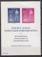 DDR 1955 Mi. Nr. 459-460 in Block Nr. 11 Postfrisch (G236)