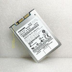 "Toshiba 250GB 5400RPM MK2529GSG 1.8 ""8MB Micro SATA Hard Disk Driver"
