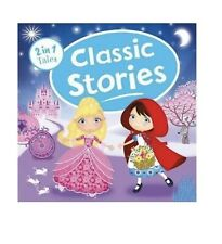 Two In One  - Tales Classic Stories Picture Book. (Hardback)Children's Book 💕