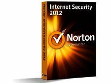 Norton 2012 Internet security