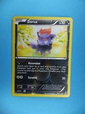 ZORUA Collectable Holo Foil Shiny Pokemon Trading Card TCG PCG P8