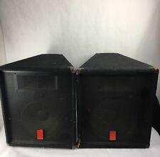 FENDER 112-ELC PAIR 2 x Speaker Cabinet