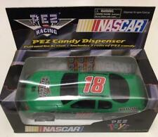 Nascar Pez Racing Candy Dispenser #18 Bobby Labonte Pull and Go