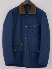 Men Tommy Hilfiger Tailored JacketQuilted Business Formal 46 S ZJA255