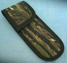 REAL TREE CORDURA FOLDING KNIFE SHEATH