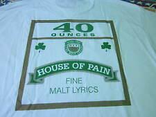 HOUSE OF PAIN RARE MINT 1991 PROMO TEE SHIRT XL HIP HOP RAP