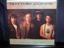 "RHYTHM CORPS COMMON GROUND - RARE AUSTRALIAN 7"" 45 VINYL  RECORD P/S NM"