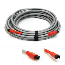 33' FireWire Tether Cable for Phase One IQ2 IQ150 IQ250 IQ260 IQ280 IQ3 XF Tools