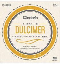 D'Addario EJ64 Dulcimer - Jeu de 4 cordes