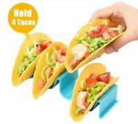 1 Pcs Food Taco Holder Mexican Cooking Tool Kitchen Hard Rack Stand Wave Shape