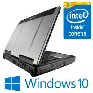 """Panasonic Toughbook CF-53 Mk4 Core i5 4310U 8G SATA/SSD Touch 14.1"""" Win 10 Pro"""
